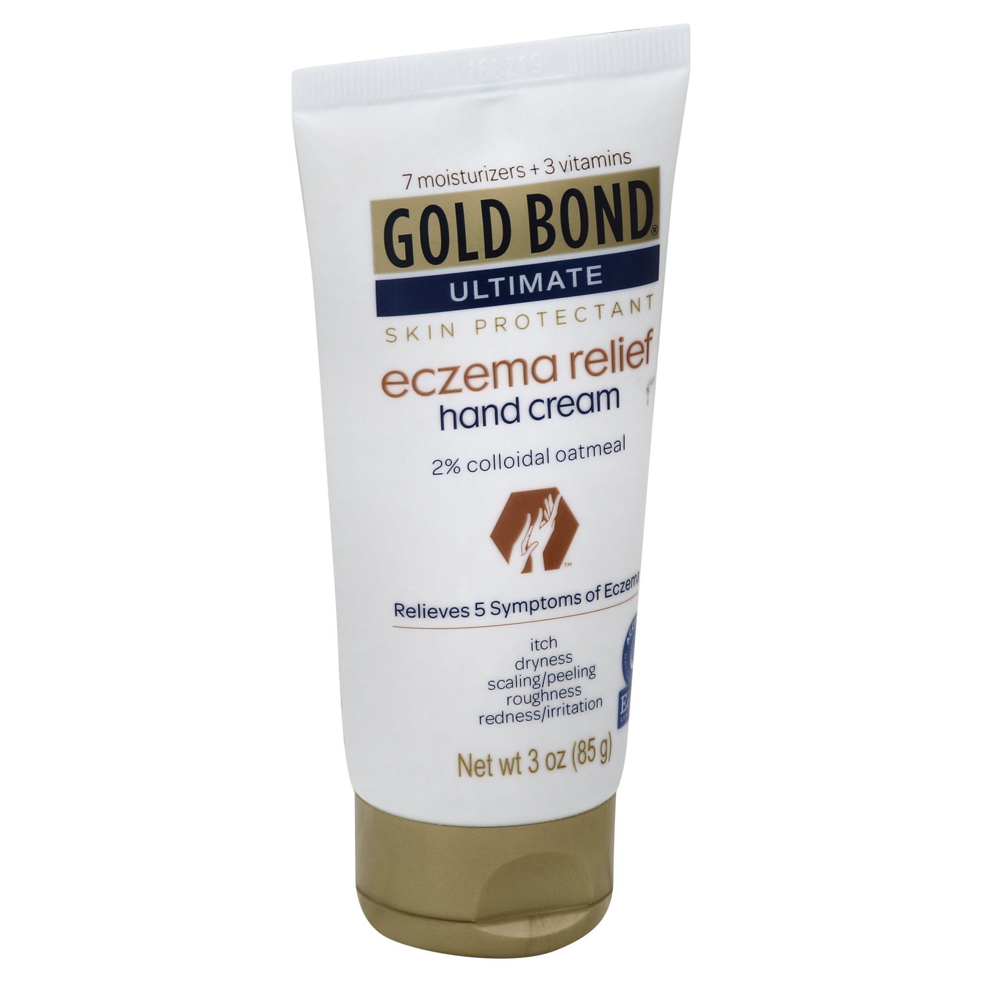 Gold Bond Ultimate Eczema Relief Hand Cream 3 Oz