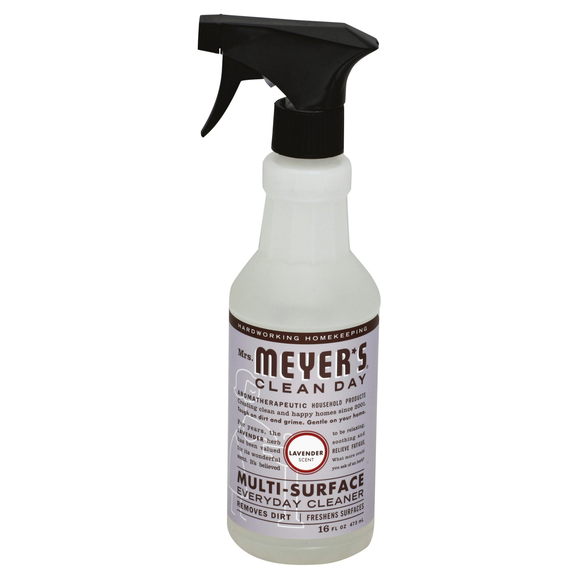 Mrs Meyers Countertop Spray Lavender 16 oz