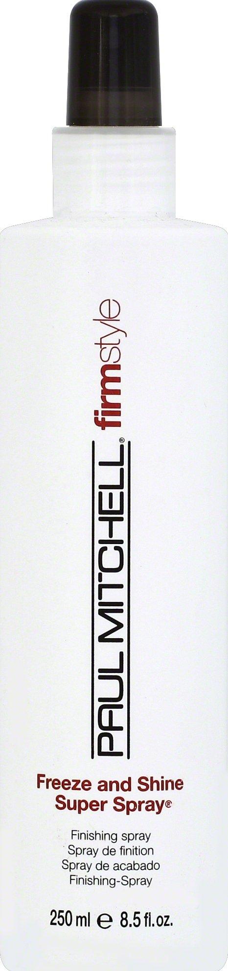 Paul Mitchell Firm Style Freeze & Shine 8.5 Fl. Oz. Super Hairspray -  19906