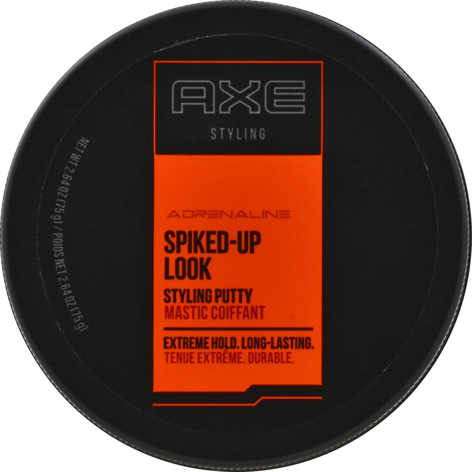 Axe Mens Spiked Up Putty 2.64 oz