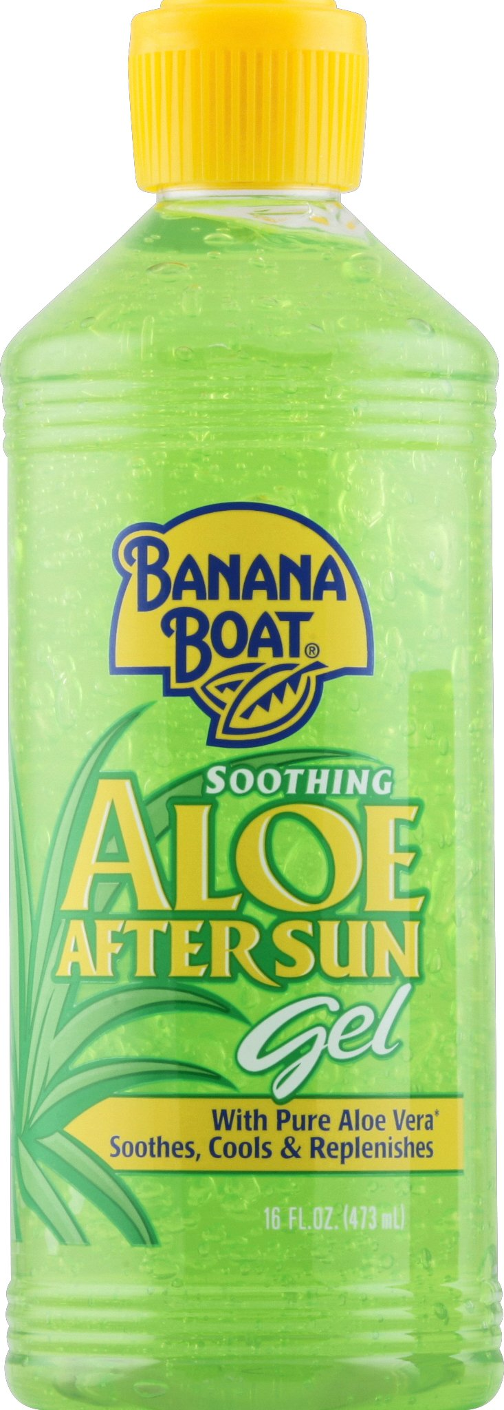 Banana Boat Aloe Vera Gel 100% 16 oz