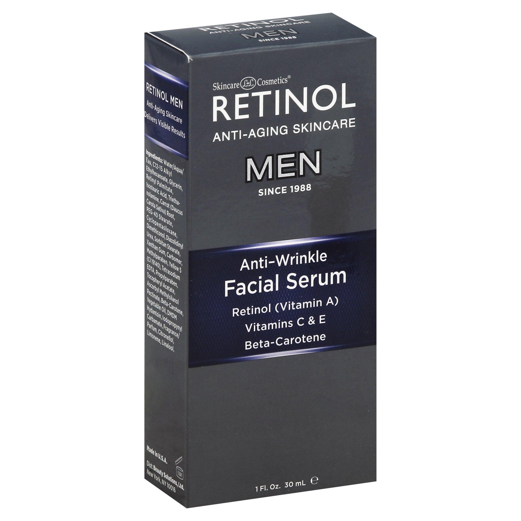 Revolution Skincare Fine Line Correcting Serum – 0.2% Retinol