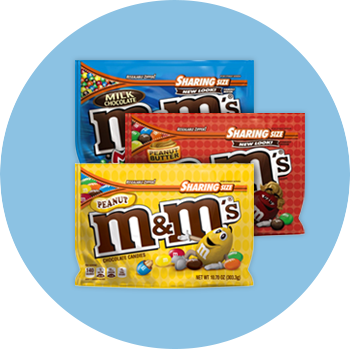 M&M'S Candy Flavors